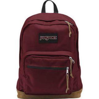 JanSport Right Pack 31L Backpack (Viking Red) JS00TYP79FL