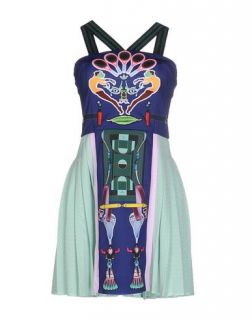 Adidas X Mary Katrantzou Short Dress   Women Adidas X Mary Katrantzou Short Dresses   34645445NJ