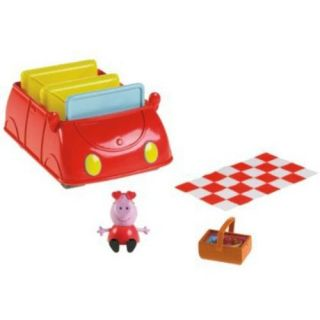 Fisher Price Peppa Pig Picnic Adventure Car