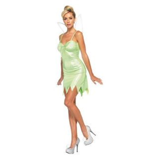 Womens Neverland Adult Tink Costume