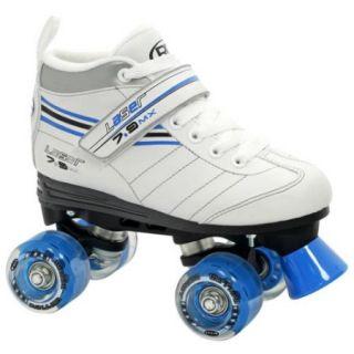 Roller Derby Laser 7.9 Girl's Speed Quad Skates   U319G (7)