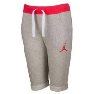 Jordan Skinny Bermuda Shorts   Girls Grade School   Basketball   Clothing   White/Retro