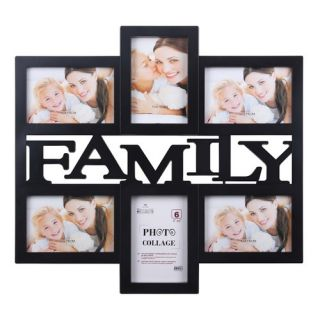 Wees Beyond 6 Photo Collage Picture Frame