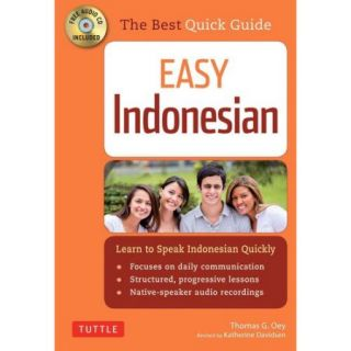 Easy Indonesian: Learn to Speak Indonesian Quickly