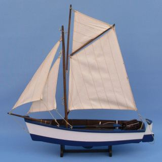 Old Modern Handicrafts Drakkar Viking Model Boat