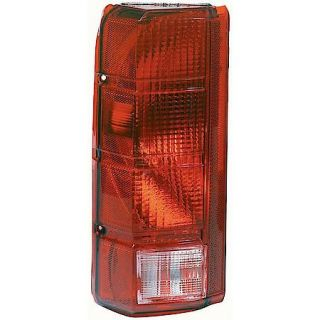 Pilot Driver Tail Lamp Lens 11 3268 01