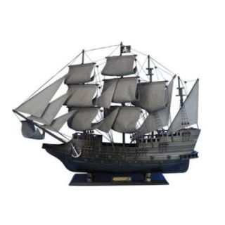 Handcrafted Model Ships Dutchman R 34 Wooden Flying Dutchman Model Pirate Ship Limited   32 inch