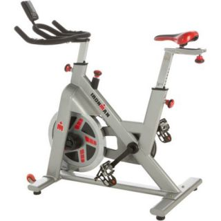 IRONMAN H Class 510 Indoor Cycling Exercise Bike with Digital Computer and Heart Rate System
