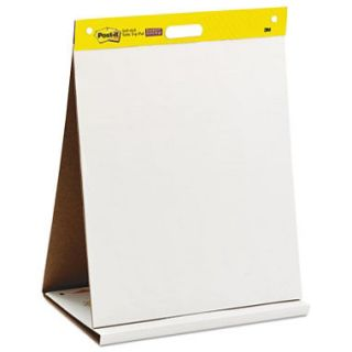 Post it Self stick Tabletop Easel Pad