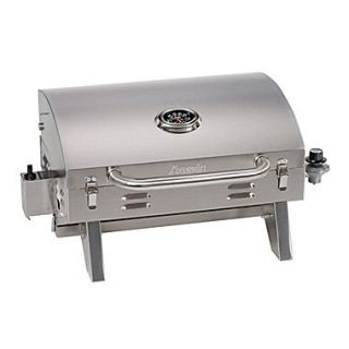 Outdoor Leisure Products Smoke Hollow 26.5 LP Gas Grill with Tabletop