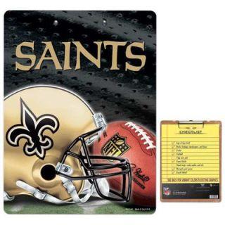 New Orleans Saints Team Logo Clipboard