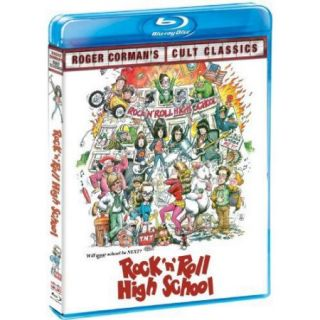 Rock 'N' Roll High School (Blu ray) (Widescreen)