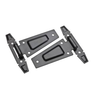Stanley National Hardware 2 Pack Steel Painted Gate Hinge