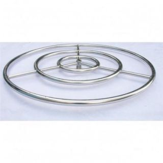 HearthDistribution OBRSS 30R 30in Round Ring Burner Arctic Flame