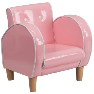 Kids Plastic Pink Chair   17479593 Great
