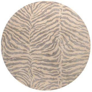 Bashian Charlton Round Indoor Tufted Area Rug (Common: 8 x 8; Actual: 96 in W x 96 in L)