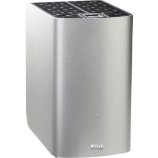 WD My Book Thunderbolt Duo 6 TB Dual Drive High Speed Storage with RAID
