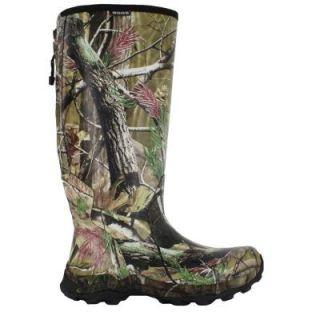 BOGS Diamondback Camo Men's 16 in. Size 9 Realtree Puncture Proof Rubber Waterproof Snake Boot 71402 974 09