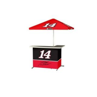 Best of Times Tony Stewart All Weather Patio Bar with 6 ft. Umbrella DISCONTINUED 2001W1402