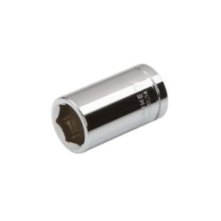 TEKTON 3/8 in. Drive 7/16 in. 6 Point Shallow Socket 14131