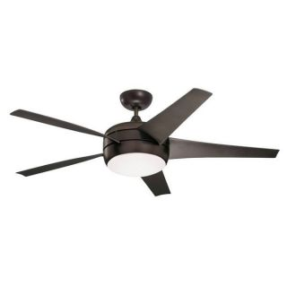 Emerson Midway Eco 54 inch Oil Rubbed Bronze Modern Energy Star