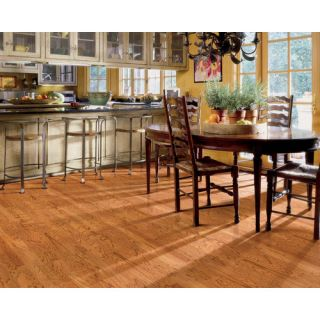 Columbia Flooring Harrison 3 Engineered Red Oak Hardwood Flooring in