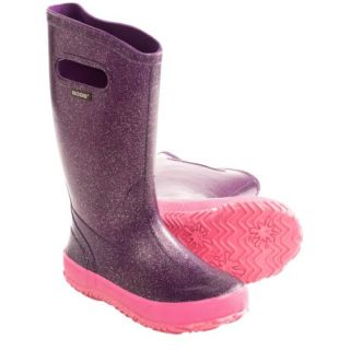 Bogs Footwear Glitter Rain Boots (For Kid and Youth Girls) 7298U 44