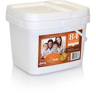 Relief Foods Breakfast Storage Bucket (84 Servings)   14329751