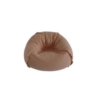 Ace Bayou 30 in. x 13 in. Dusty Pink Large Canvas Bean Bag 9800101