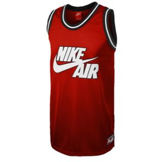 Nike Retro Basketball Jersey   Mens   Casual   Clothing   White