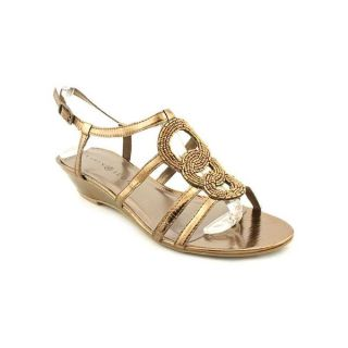 Karen Scott Womens Jeni Synthetic Sandals (Size 8 )