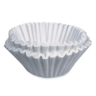 Coffee Pro Commercial Size Coffee Filter   250 / Pack   White