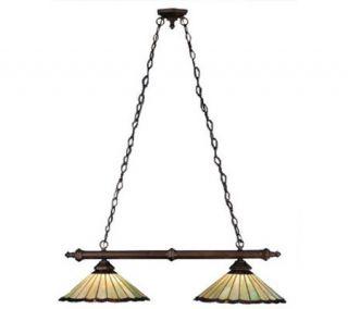Tiffany Style 39L Caprice Island Pendant Light —