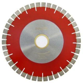 Archer USA 12 in. Bridge Saw Blade with V Shaped Segment for Granite Cutting BSG A1220