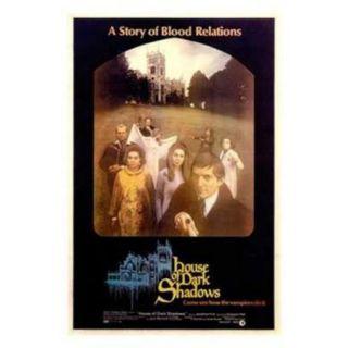 House of Dark Shadows Movie Poster (11 x 17)