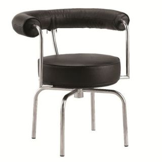 LC7 Swivel Arm Chair by Fine Mod Imports