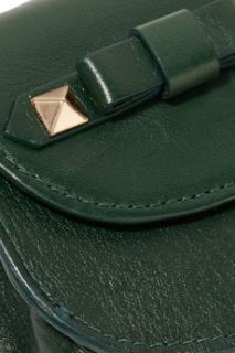Studded leather coin purse  Valentino