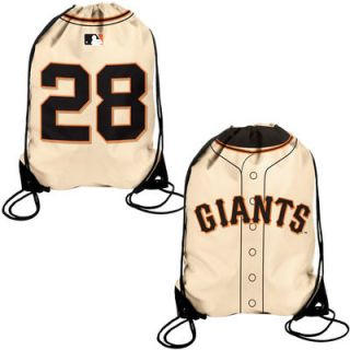Buster Posey San Francisco Giants Player Elite Drawstring Backpack