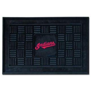FANMATS Cleveland Indians 18 in. x 30 in. Door Mat 11296
