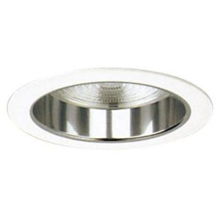 Yosemite Home Decor Recessed Lighting 7.12 in. Reflector Trim with Fresnel Lens for Recessed Lights, Clear DISCONTINUED HE5627T