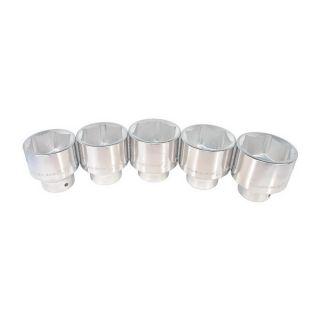"K Tool International Total Number Of Pieces Piece Standard (Sae) 3/4"" Drive 4. Depth 6 Point Socket Set"
