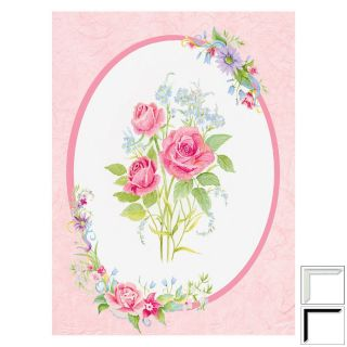Art 4 Kids 13 in W x 16 in H Floral and Still Life Framed Art
