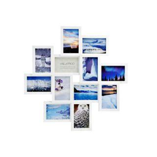 Melannco 12 Opening Collage Frame