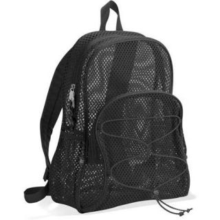 "Eastsport 17.5"" Bungee Mesh Backpack"