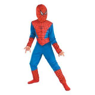 Reversible Spiderman Costume
