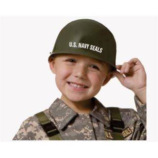 Dress Up America 583 Navy Seal   Army Special Forces Helmet   Size Kids