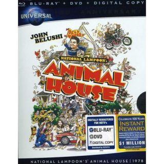 National Lampoon's Animal House (Blu ray + DVD + Digital Copy) (Widescreen)