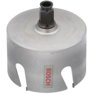 Bosch 4 1/8 in. Carbide Multi Construction Hole Saw HTC412