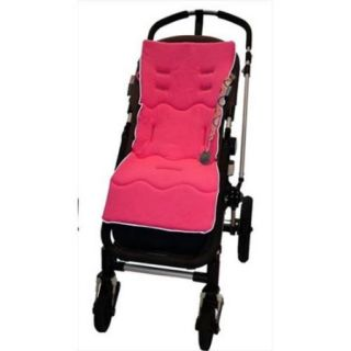 Tivoli Couture CL MFSL   Pink Classic Luxury Memory Foam Stroller Liner, Flamingo Pink