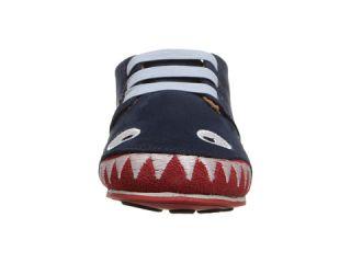 Emu Australia Kids Shark Sneaker Toddler Little Kid Big Kid Navy